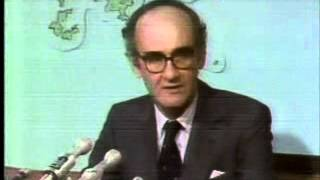 LONG CBS News Break (with Awkward ending)- May 1982
