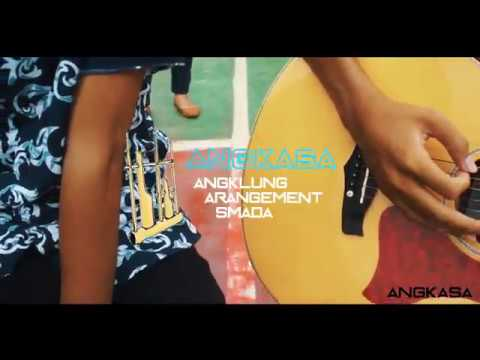 Angklung Pride 2017 - Manuk Dadali x Paris Barantai ( Angklung Version )