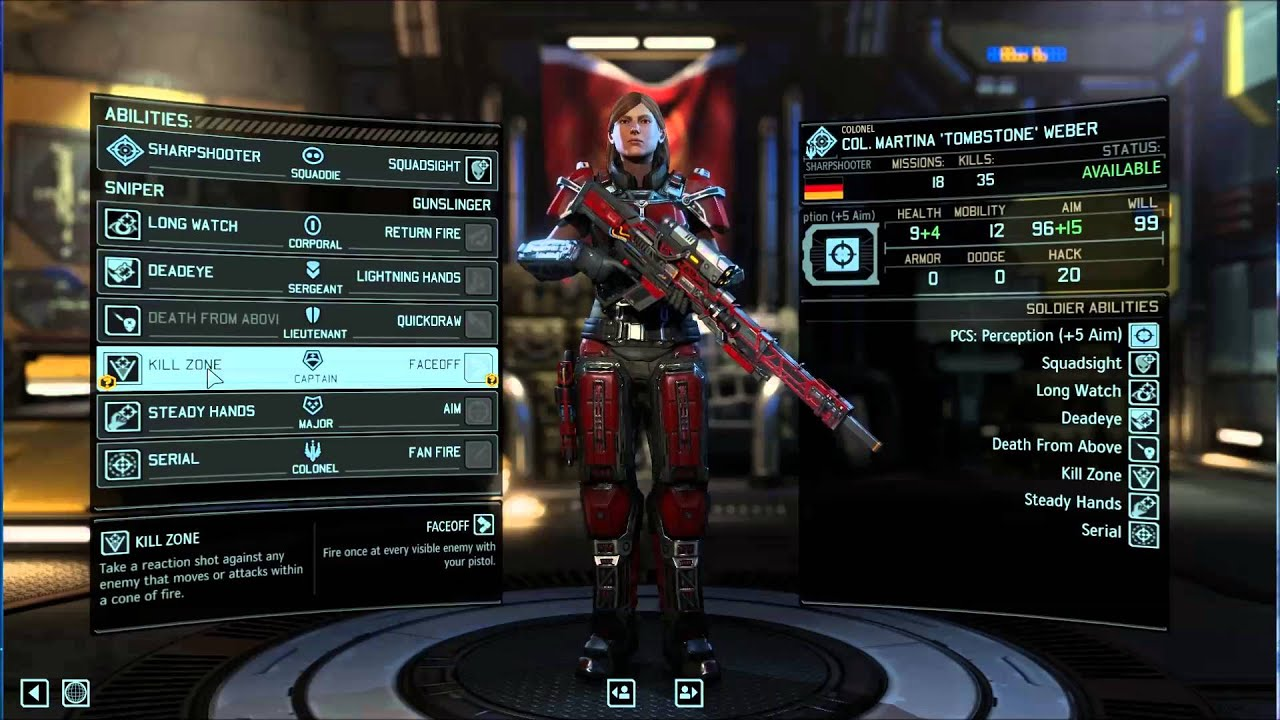 Image result for xcom 2 sharpshooter