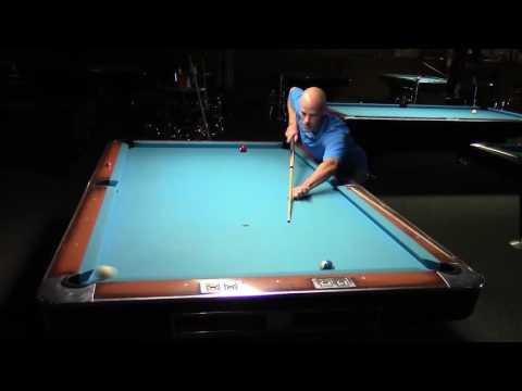 Jim Migliorati Dennis Walsh Straight Pool Match