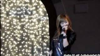 [FANCAM] 101107 G.NA - Supa Solo - Sports World 5th Anniversary Concert