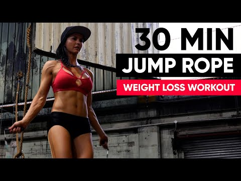 Jump Rope Workout To Lose Weight
