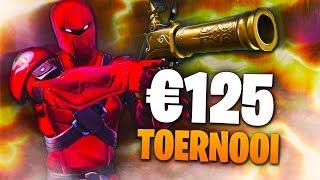€125 1v1 TOERNOOI!! - (Team Fortnite Nederland)
