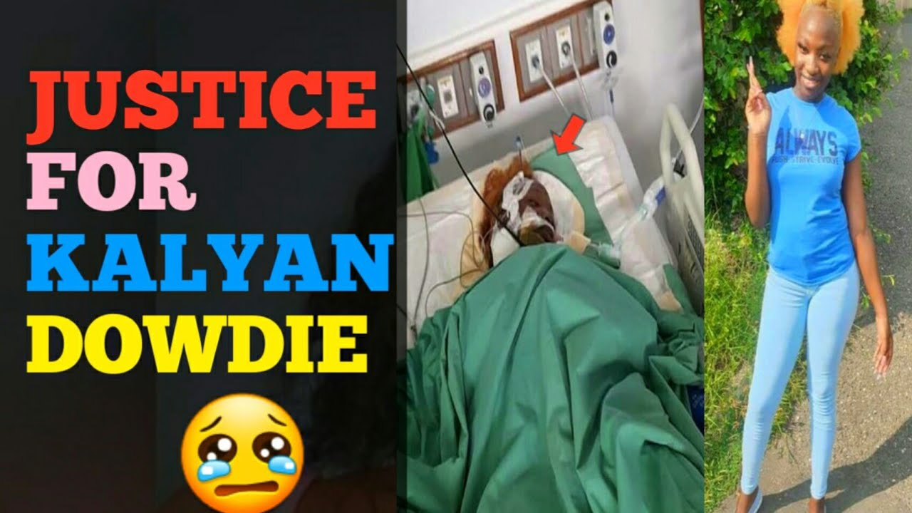 Download Jamaica News : Kaylan Dowdie still on life support after being beaten by woman
