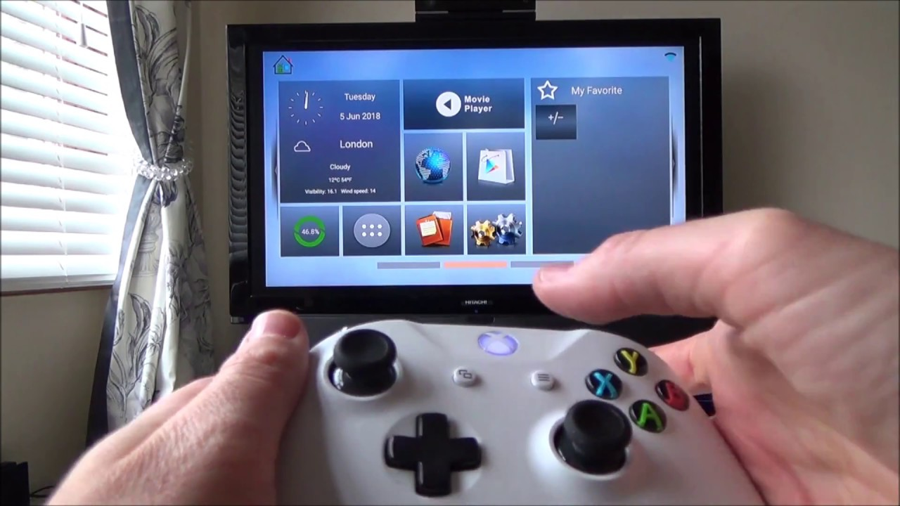 How to Connect Xbox One Controllers to Android TV Box via Bluetooth