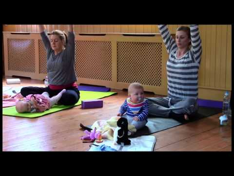 Post Natal Yoga Class - Strengthening the Core