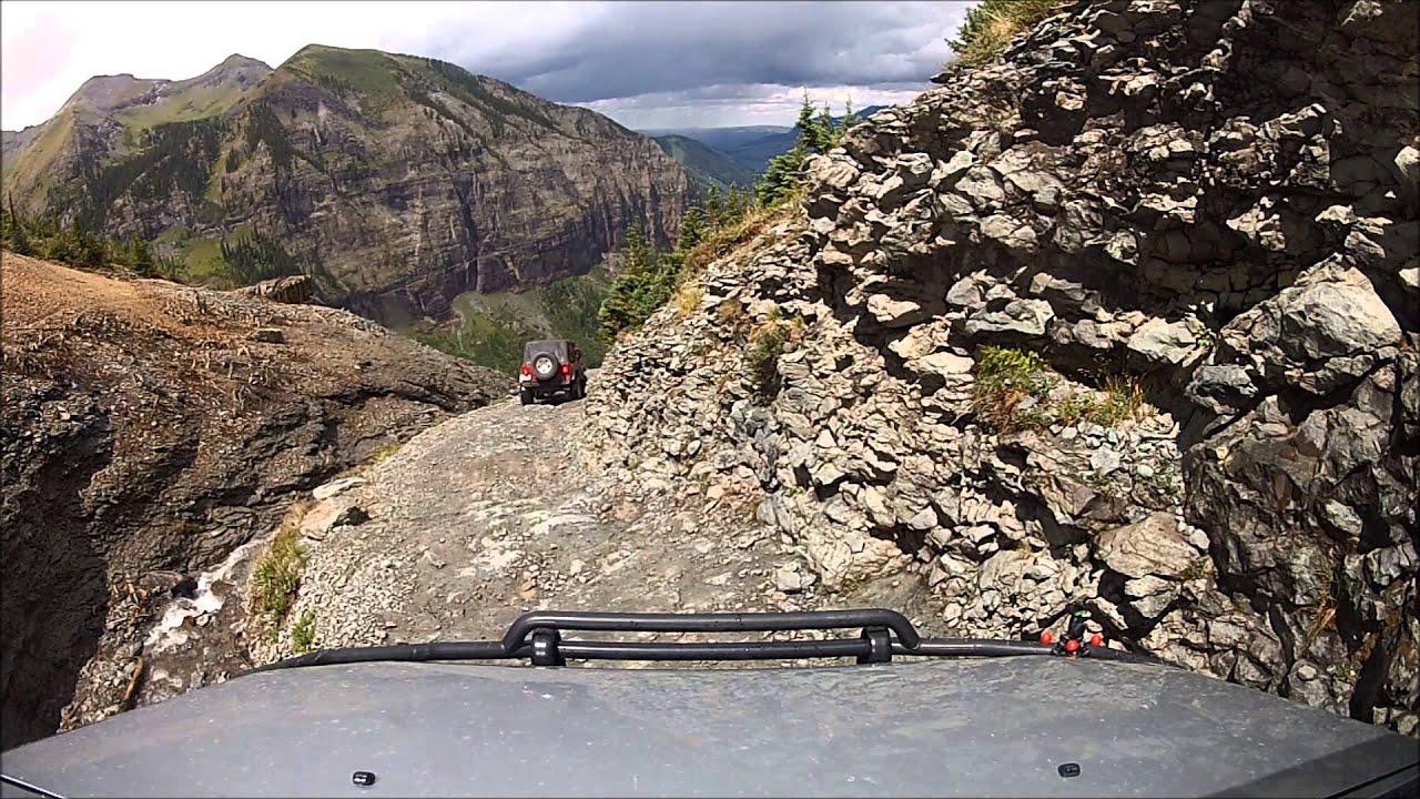 Black Bear Pass Colorado >> Black Bear Pass, Co - FJ Cruiser OFFROAD - YouTube