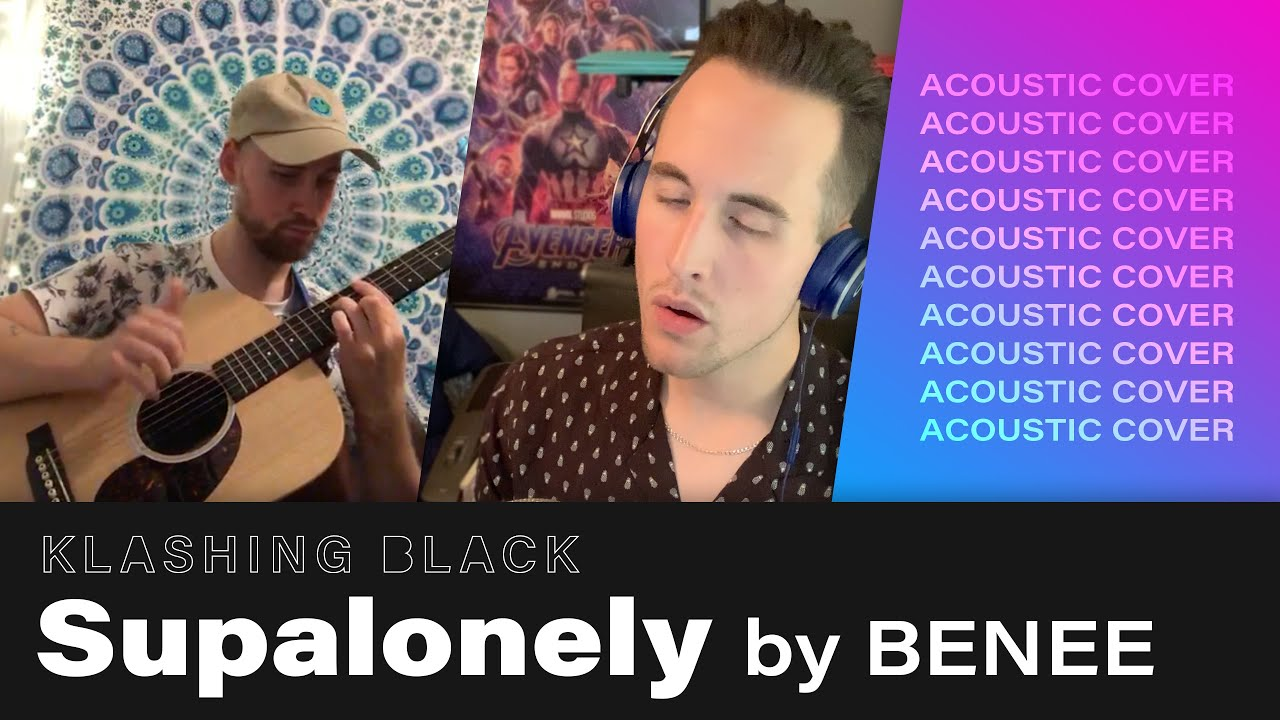 Klashing Black - Supalonely by BENEE