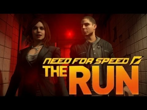 Need For Speed: The Run Walkthrough - Stage 1 (HD,60fps)