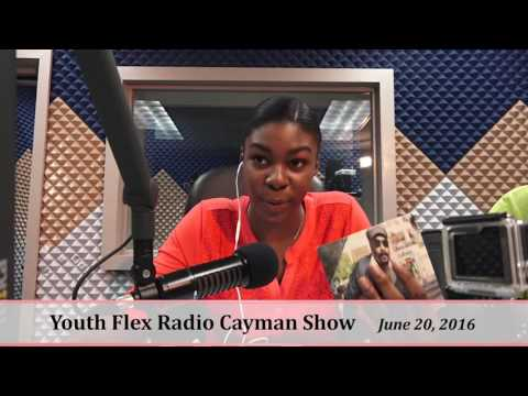 Youth Flex Radio Show - Cayman Islands - Stuart Wilson Part 2