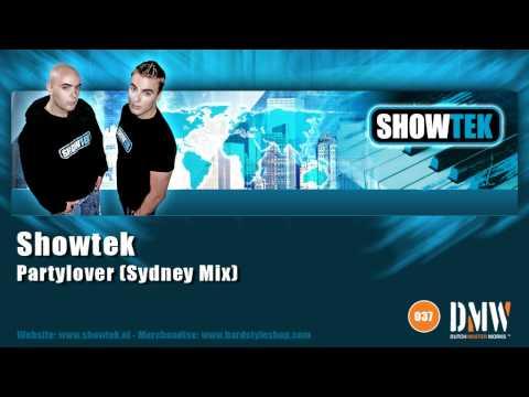 Showtek - Partylover (Sydney Mix) - Official Showtek video