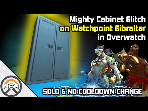 OCG - The Mighty Cabinet Glitch on Watchpoint Gibraltar in Overwatch