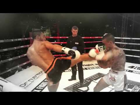 Mix Fight 35 -  David Avetisyan Vs Dani Moscardo