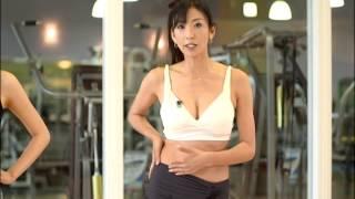 中島史恵さんはモデル体操の先生です。PART 10 中島史恵 検索動画 30