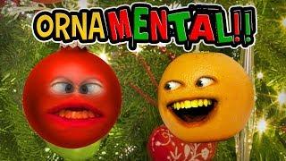 Annoying Orange - Orna-MENTAL!!!