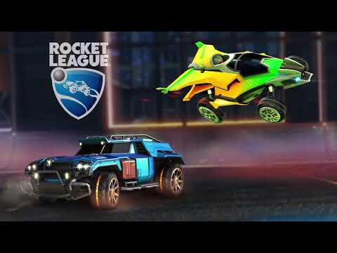 ALL ROCKET LEAGUE TRAILERS *FROM 2015 TO 2018*