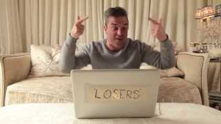Robbie Williams  Losers HD (offical Video)