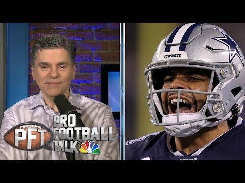 PFT Props: Will Dak Prescott or Tom Brady sign first? | Pro Football Talk | NBC Sports