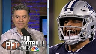 PFT Props: Will Dak Prescott or Tom Brady sign first? | Pro Football Talk | NBC Sports