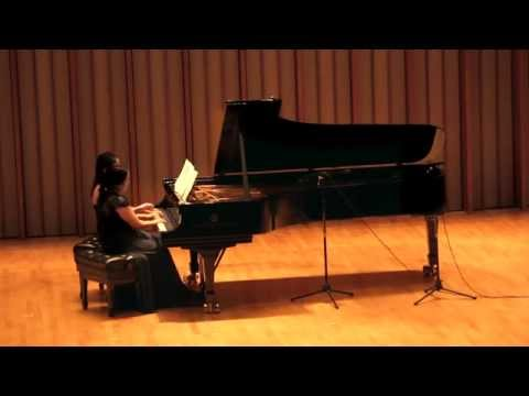 Quynh Le's Summer Recital at Zipper Hall