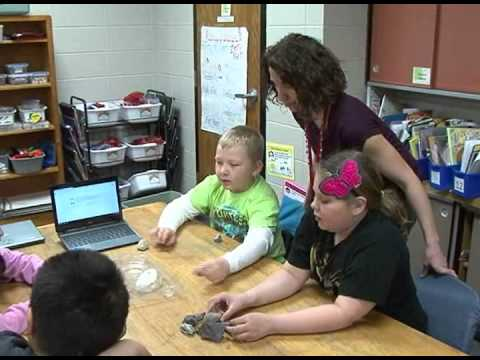 Lowell Science: Earth Materials