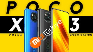 Poco X3 - Official Specification | Price In India