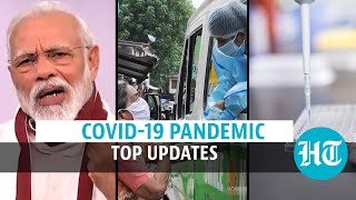 Covid update: Moderna asks US, EU for emergency use; Delhi caps RT-PCR test