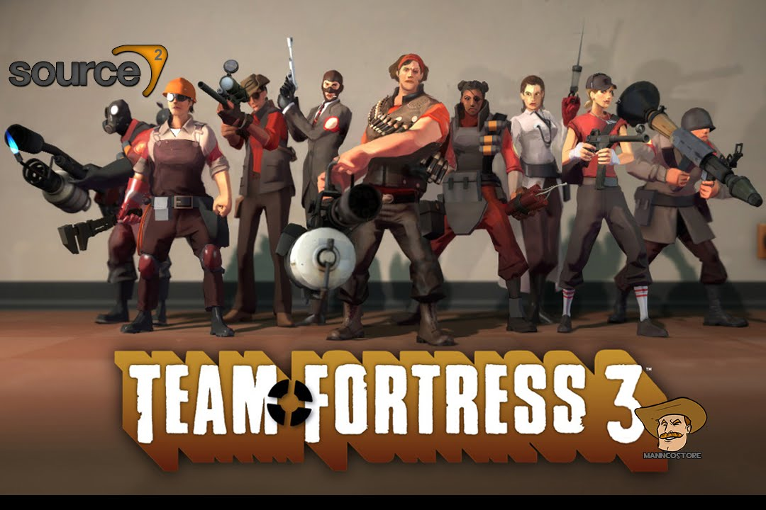 tf2 quotsource 2 enginequot and new team fortress game youtube