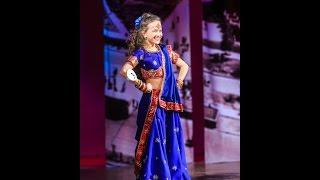 Лейсан Хамадиева - индийский танец