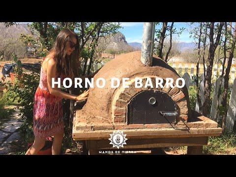 Como Hacer Un Horno De Lea Paso A Paso /horno de barro/manos de tierra