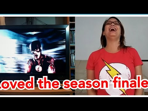 The Flash 4x23 We are the Flash Season Finale Reaction/Review