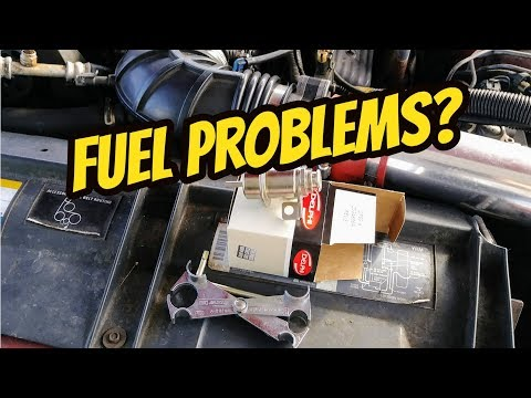 How To Replace Fuel Pressure Regulator LT1 SBC 350 Z28 Camaro