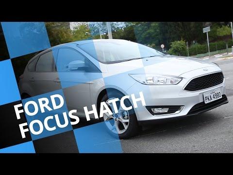 Ford Focus Hatch 2017 (com Sync 3) [CT Auto]