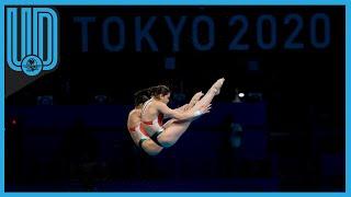 Gabriela Agúndez y Alejandra Orozco ganaron el bronce desde la plataforma en los clavados sincronizados; el reporte desde Japón con Daniel Blumrosen