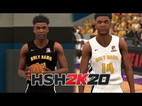 NBA 2K20 - High School Hoops 2K20 - Isaiah Todd & Word Of God Academy