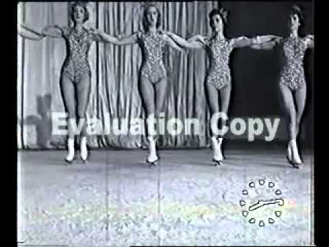 Mandy Rice Davies in Pepsodent Toothpaste commercial 1962  Broadband