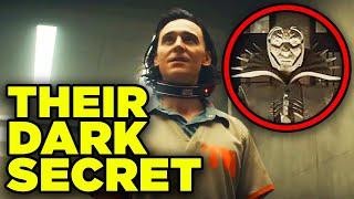 LOKI New Scene! Time Keepers Secret & Real Villain Explained!