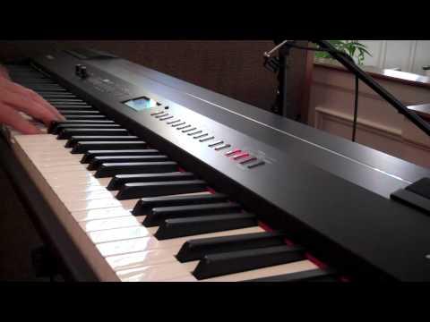 Piano Instrumental-Heaven's Jubilee