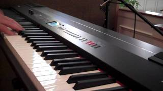 Piano Instrumental-Heaven