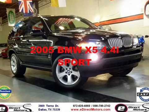 2005 Bmw X5 Sport Edirect Motors Youtube