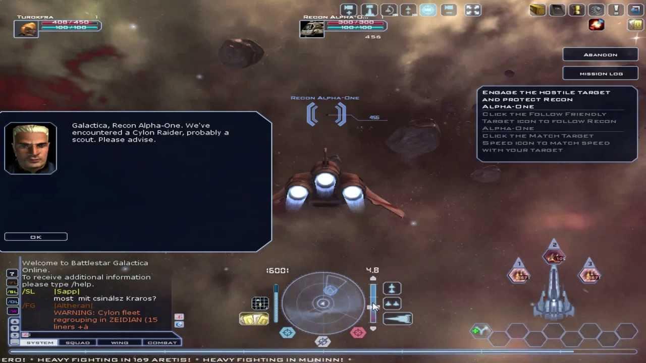 Battlestar Galactica Free Games