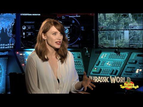 Jurassic World Interview: The Cast Discuss Animatronics
