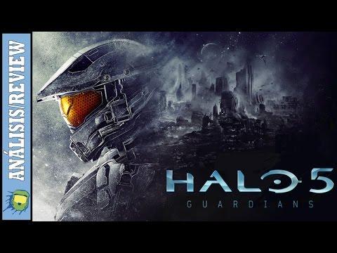 Análisis Halo 5 Guardians / Review / ¿Una Secuela Innovadora o con Limitaciones?