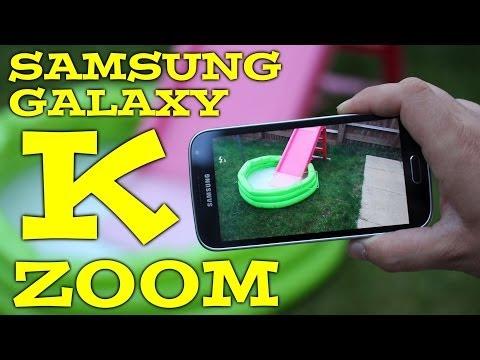 Samsung Galaxy K Zoom Camera samples - photo and video