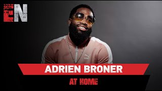 Adrien Broner AT HOME EsNews Boxing