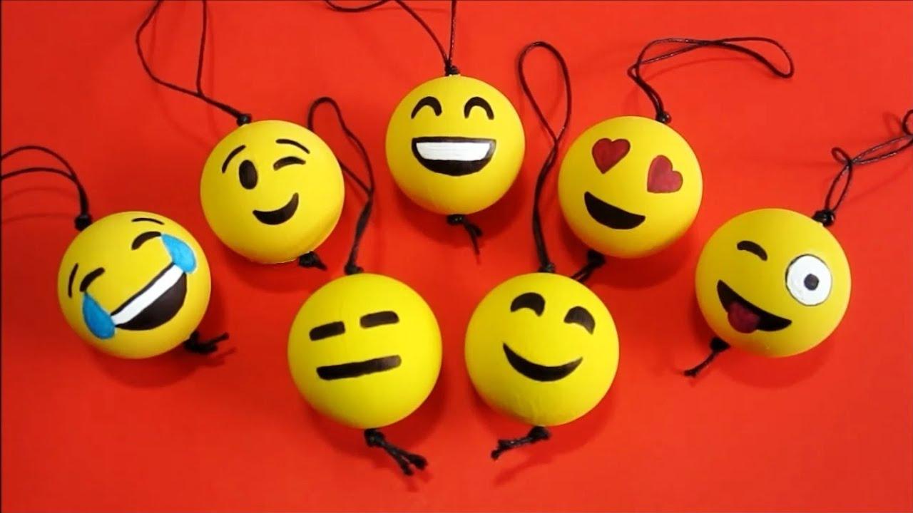 Diy Emoji Crafts Back To School Crafts Ideas Crafts For Kids