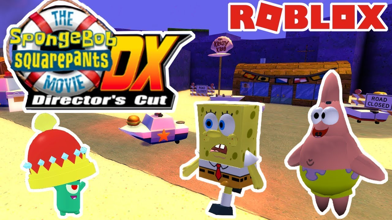 Roblox The Spongebob Movie Adventure Obby Part 1 Roblox Spongebob Movie Adventure Obby Save King Neptune S Crown Youtube
