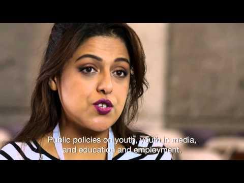 Ghazoua Ltaief: Thinking Globally, Acting Locally