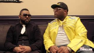 Musiq Soulchild Talks Alcoholism; Nervous Breakdown; Slack from The Husel; New Record Label