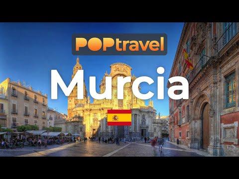 Walking in MURCIA / Spain 🇪🇸- 4K 60fps (UHD)